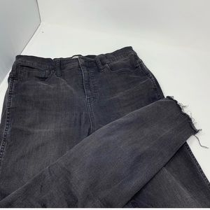 Madewell 10' High Rise Skinny Size 31 CL